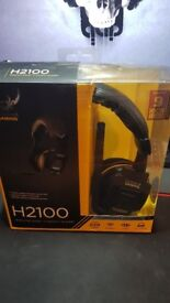 PC Gaming Wireless Dolby 7.1 surround Headset Headphones Corsair H2100