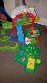 toot toot vtech farm and parts