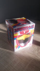 Sentai Mask Collection - 2011 Zyuranger / Mighty Morphin Power Rangers Tyranno Red Ranger