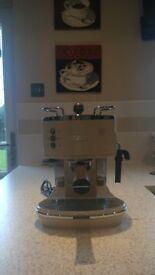 Delonghi Icona Vintage Espresso Coffee Machine
