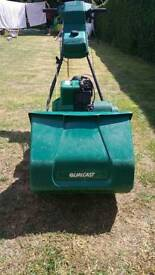 Qualcast Suffolk'punch 35s petrol mower