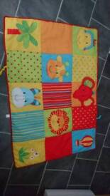 ELC large padded play mat, great condition