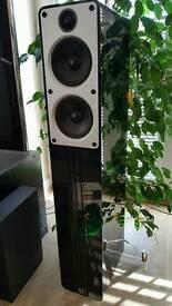 Q Acoustics Concept 40 stereo speakers