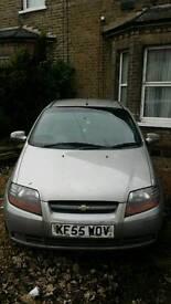 Chevrolete kalos automatic 2005