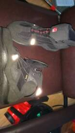 Reduced hein gericke boots size 9 brand new