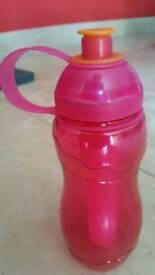 unused sports bottle