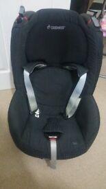 Maxi Cosi-Tobi grp 1 child car seat.