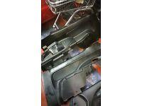 Honda Civic EG6 SIR Black Dash, Door Cards, Fold Flat Rear Seats JDM