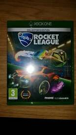 Rocket league | perfect condition | xbox one