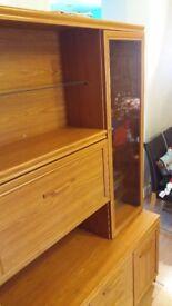 Dining room fitment/dresser