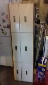 Vintage Stateroom 6 drawer and mirror set - lovely piece must be seen