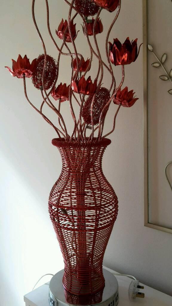 Large Modern Aluminium Flower Vase In Lochgelly Fife Gumtree