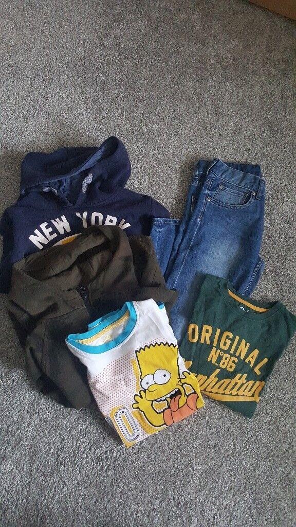 Boy's clothes/ junior's clothes age 9-10y