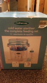 cold water steriliser