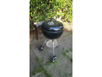 Weber Charcoal Grill & Extras