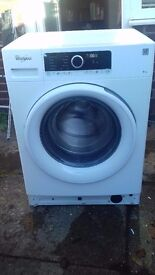 Whirlpool 9Kg Supreme Care Washing Machine in White FSCR90420 - delivery available
