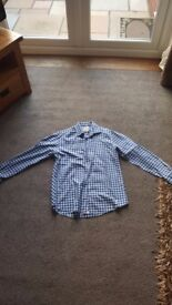 """Mens Thomas Pink Casual Shirts 16 & half"""" collar various colours"""