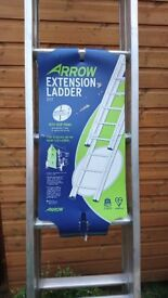ARROW DOUBLE EXTENSION LADDER 6.1M