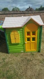 Little tikes playhouse very good condition
