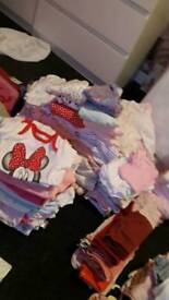 Baby girl clothes bundle, bargain!