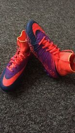 Nike hypervenom football boots size 5 (never worn)