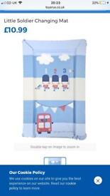 Baby changing mat NEW