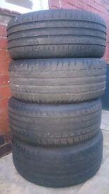 225/40/18 tyres