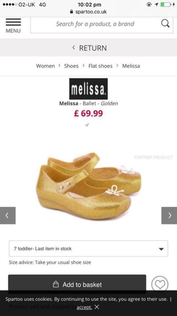 Mini Melissa's