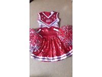 High School Musical dress up outfit age 7-8 years
