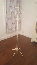 Vintage style hat stand shabby chic