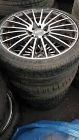 Dotz alloy wheels universal