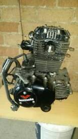 Lexmoto 156fmi engine