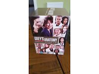 Grey's Anatomy Complete Seasons 1-10 Box Set - EXCELLENT CONDITION, PRICE REDUCED