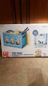 Despicable Me Toy Box