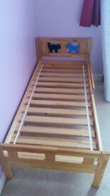 Kids Ikea Junior bed