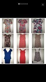 Bundle of women's clothes size 8-10