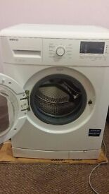 BEKO - WM74135W Washing Machine - White
