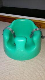 Bumbo Aqua Baby Sitter and Play Tray in Aqua