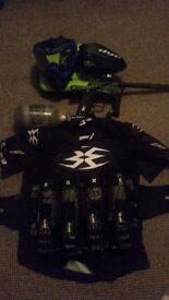 """""""P a i n t b a l l"""" Great for start inc. Mask Marker ETEK5 Loader Armor"""