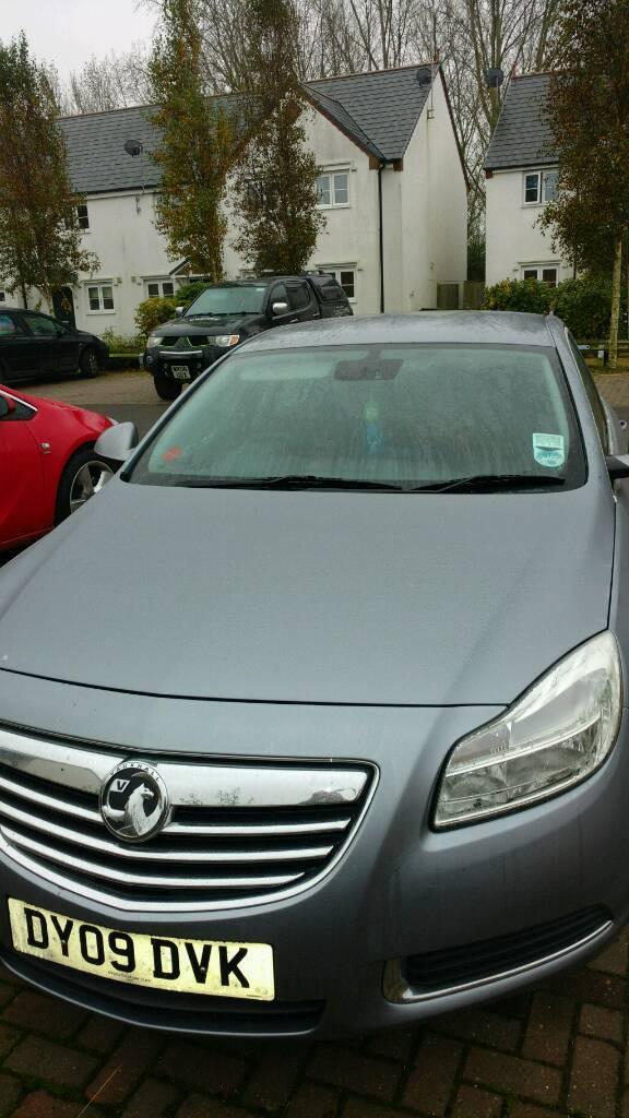 Vauxhall insignia 1.8 SE
