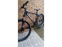 Adults specialized hardrock comp mountain bike
