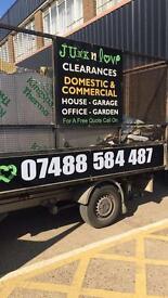 Rubbish & Waste, Home & Garden, Office & Garage Clearances in Wood Green Tottenham London