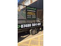Waste Clearances, FREE Metal Collection, Rubbish and Garden Clearance in Wood Green North London