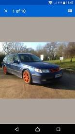 Breaking Saab 95 9-5 Aero HOT AUTOMATIC ALL PARTS
