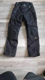 Spada textile bike trousers