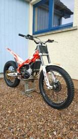 Beta Evo 300ss 2017 trials bike