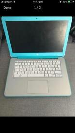 HP chrome book