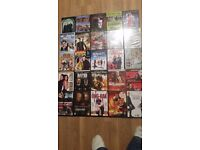 Joblot 2 set 50 dvd's £1.00 each or £30.00 for 50 dvd's suitable for carboot