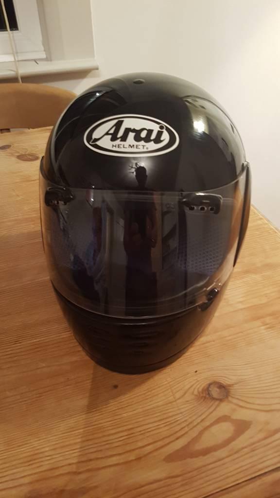 """Arai """"Rapide 3"""" Motorcycle Helmet"""