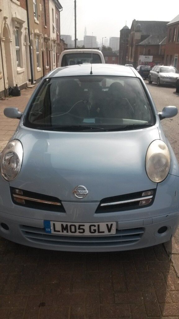 Nissan Micra great condition